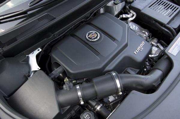 2010 Cadillac SRX AWD Premium Review & Test Drive on