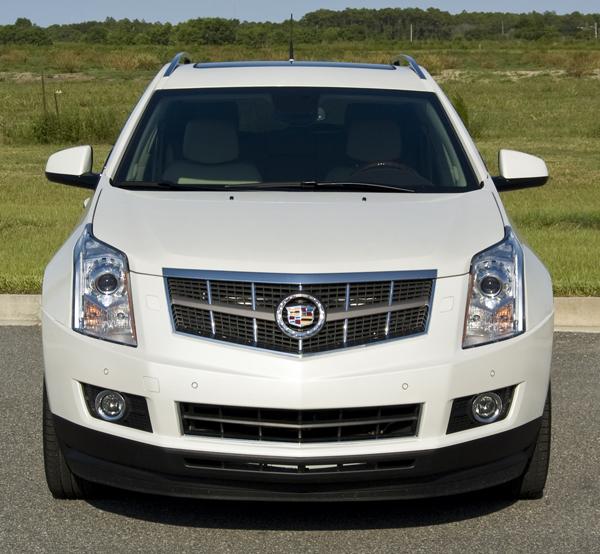 2010 Cadillac SRX AWD Premium Review & Test Drive