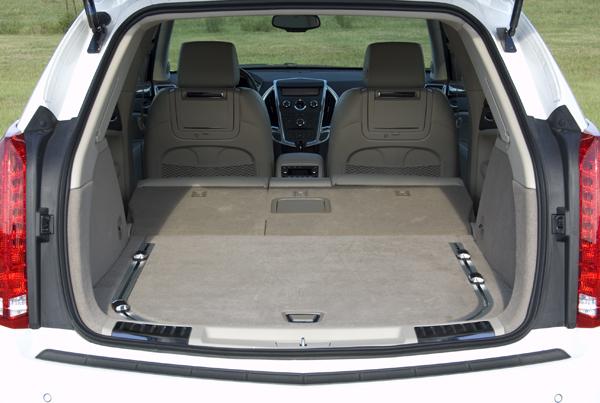 2010 Cadillac Srx Awd Premium Review Amp Test Drive