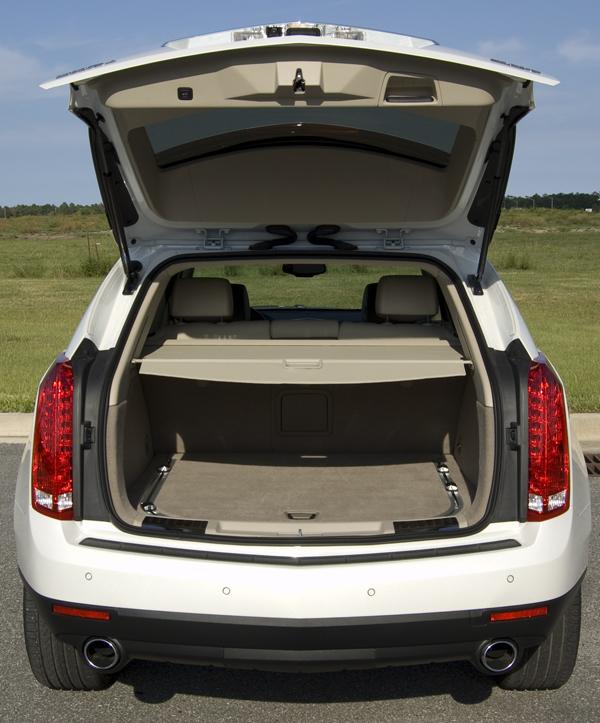 Cadillac Srx Rear Lift Gate