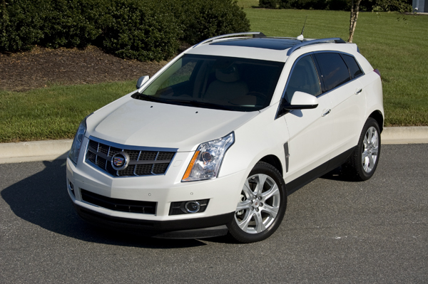2010 Cadillac SRX AWD Premium Review & Test Drive