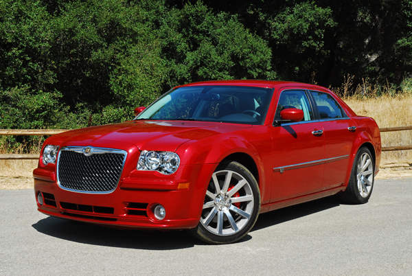 2010 Chrysler 300C SRT8 Review & Test Drive