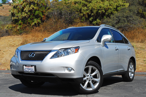 2010 Lexus RX350 Sport Review & Test Drive