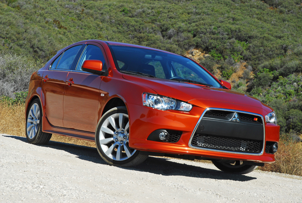 2010 Mitsubishi Lancer Ralliart Sportback Review & Test Drive