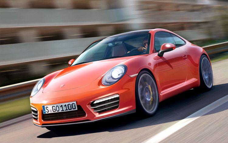 Great Expectations: 2011 Porsche 911 (991)