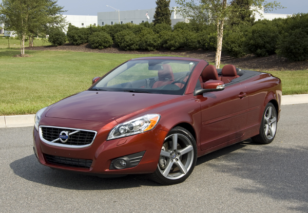 2011 Volvo C70 Review & Test Drive