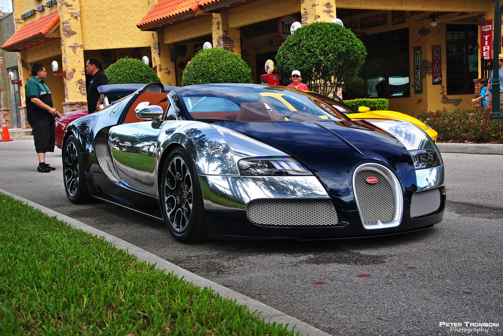 Orlando Cars Amp Caf 233 Brings Out Heavy Hitters Amp Bugatti