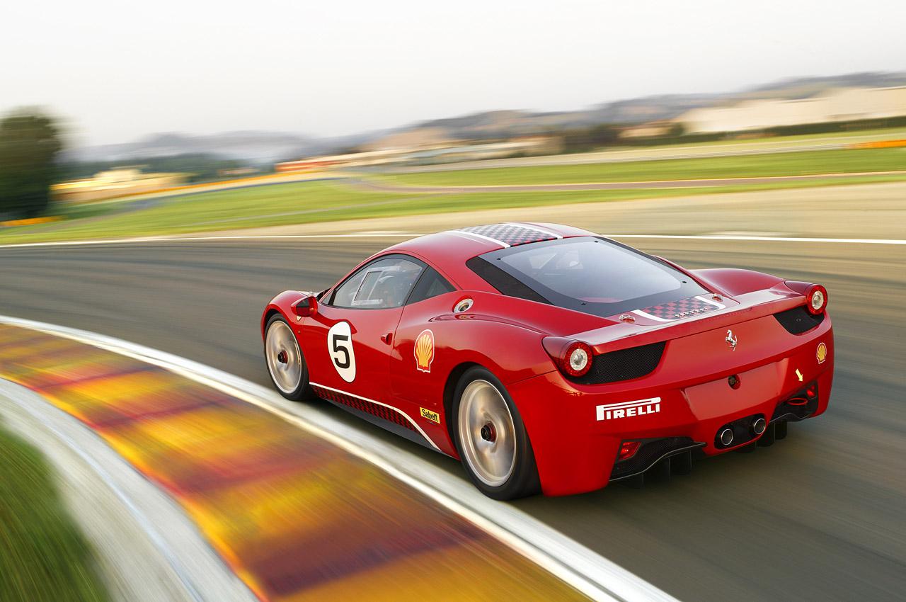 100 Hot Cars » Ferrari