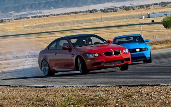 MotorTrend Video: 2011 Ford Mustang GT 5.0 vs. 2011 BMW M3