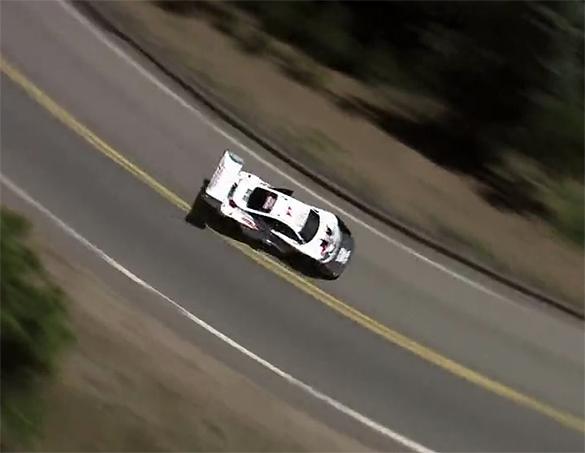 Video: Nobuhiro 'Monster' Tajima's Pikes Peak Hillclimb Run in his Suzuki SX4