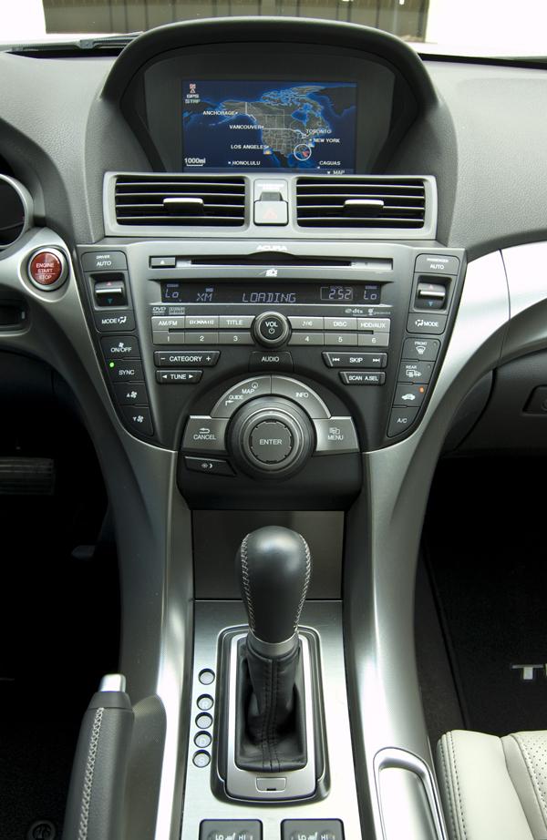 Acuratldashcenterconsole - Acura tl dashboard