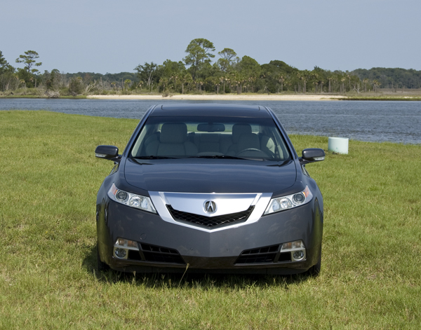 2010 acura tl sh awd review test drive. Black Bedroom Furniture Sets. Home Design Ideas