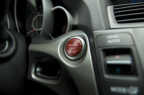 Acura Tl Start Stop Button