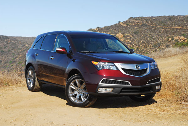 2010 Acura MDX Review & Test Drive