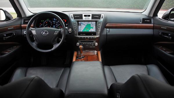 2010 Lexus Ls460 Sport Review Test Drive