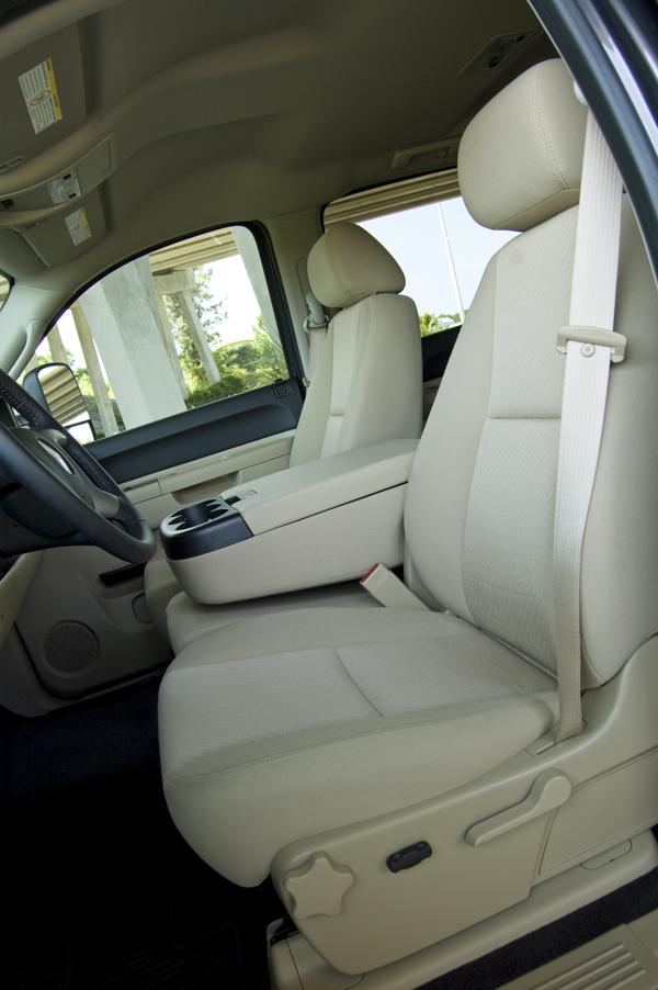 Gmc Sierra Single Cab >> 2011 GMC Sierra 3500HD SLE Review & Test Drive