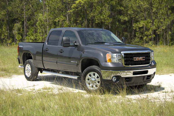 2011 GMC Sierra 3500HD SLE Review & Test Drive