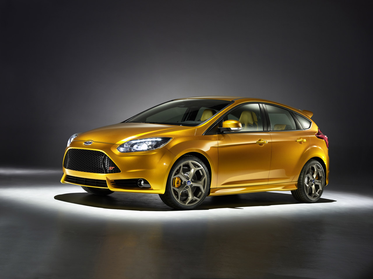 247 Horsepower Ford Focus ST To Debut at Paris Auto Show