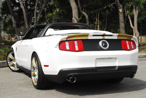 Hurst Performance 2010 Mustang GT Convertible Review