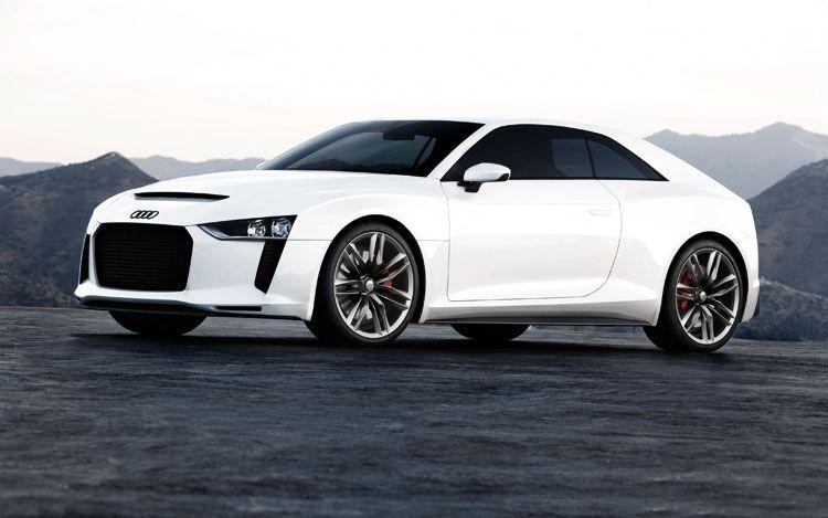 Audi Quattro Concept Revealed Celebrating 30th Anniversary of Original