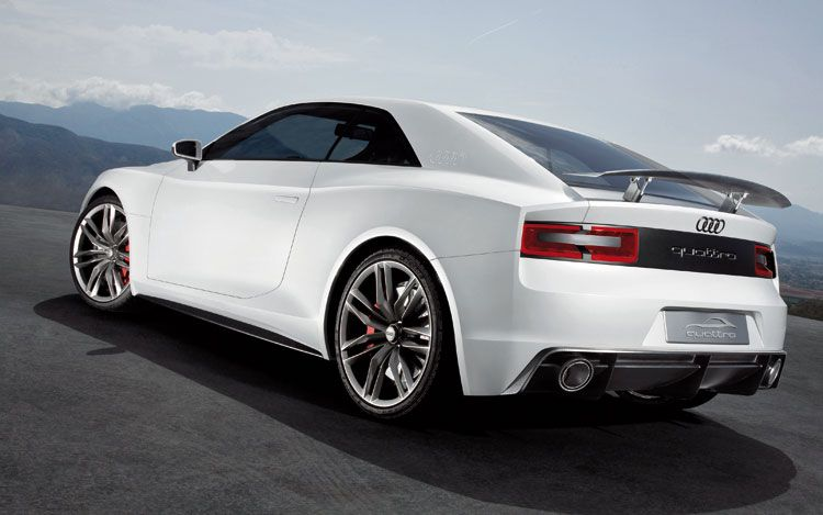 2015 Chevy Nova Concept New quattro concept into