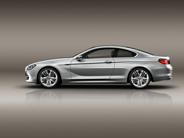 bmw 6 series coupe concept images released. Black Bedroom Furniture Sets. Home Design Ideas
