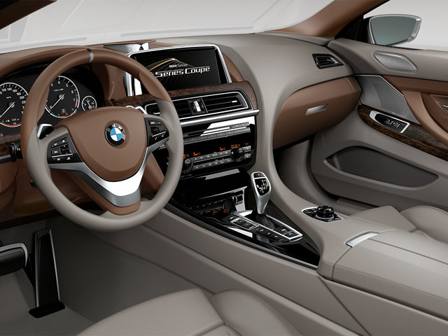2010 Bmw 650i >> BMW 6 Series Coupe Concept Images Released