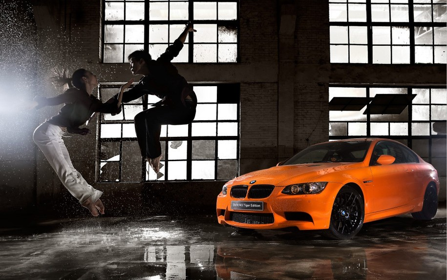 BMW M3 25th Anniversary Tiger Edition for China Launch Video