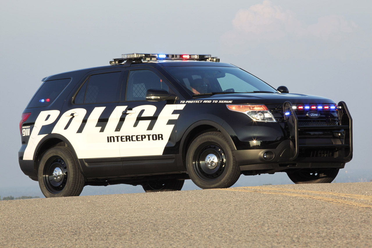 Ford Introduces Ford Explorer Police Interceptor Utility