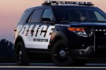 Ford Police Interceptor Utility Vehicle