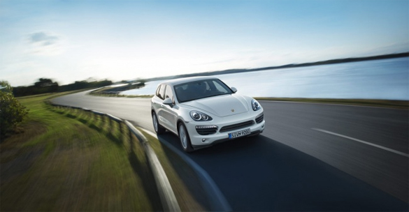 Smaller Porsche Cayenne Model To Be Called Cajun?