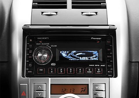 scion tc pioneer premium audio system car audio systems. Black Bedroom Furniture Sets. Home Design Ideas