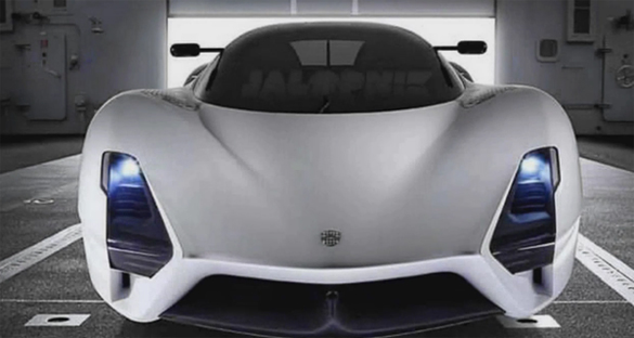 SSC Ultimate Aero II Aims to Take World's Fastest Production Car Record