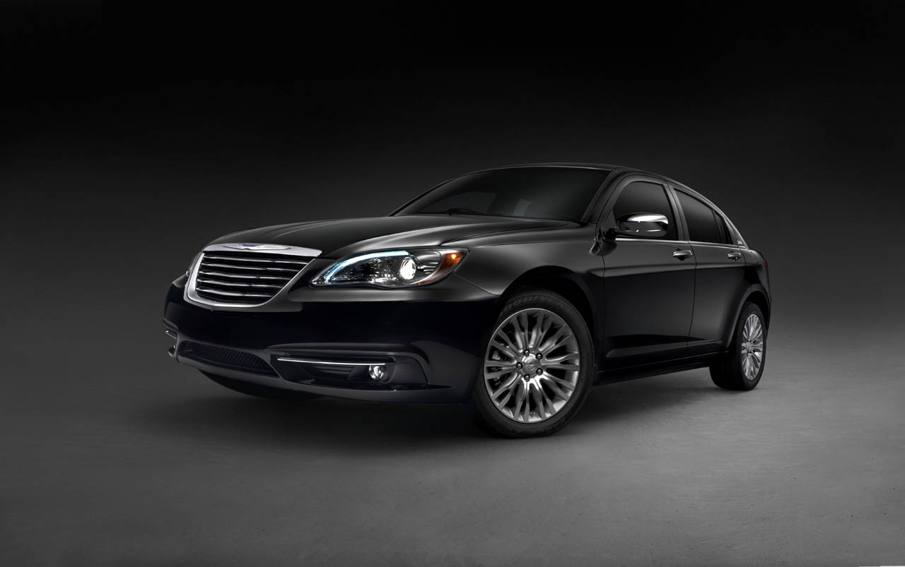 2011 Chrysler 200 Official Photos & Details Released