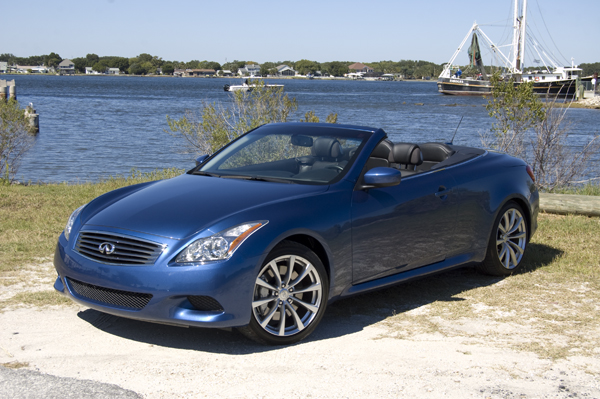 2010 Infiniti G37 Convertible Review & Test Drive
