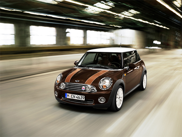 Look Who's Talking: Mini Cooper Camden Package With Mission Control Voice Feature