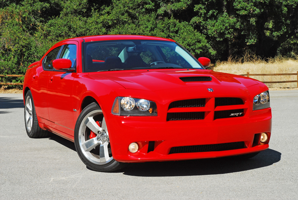2010 Dodge Charger SRT8 Review & Test Drive