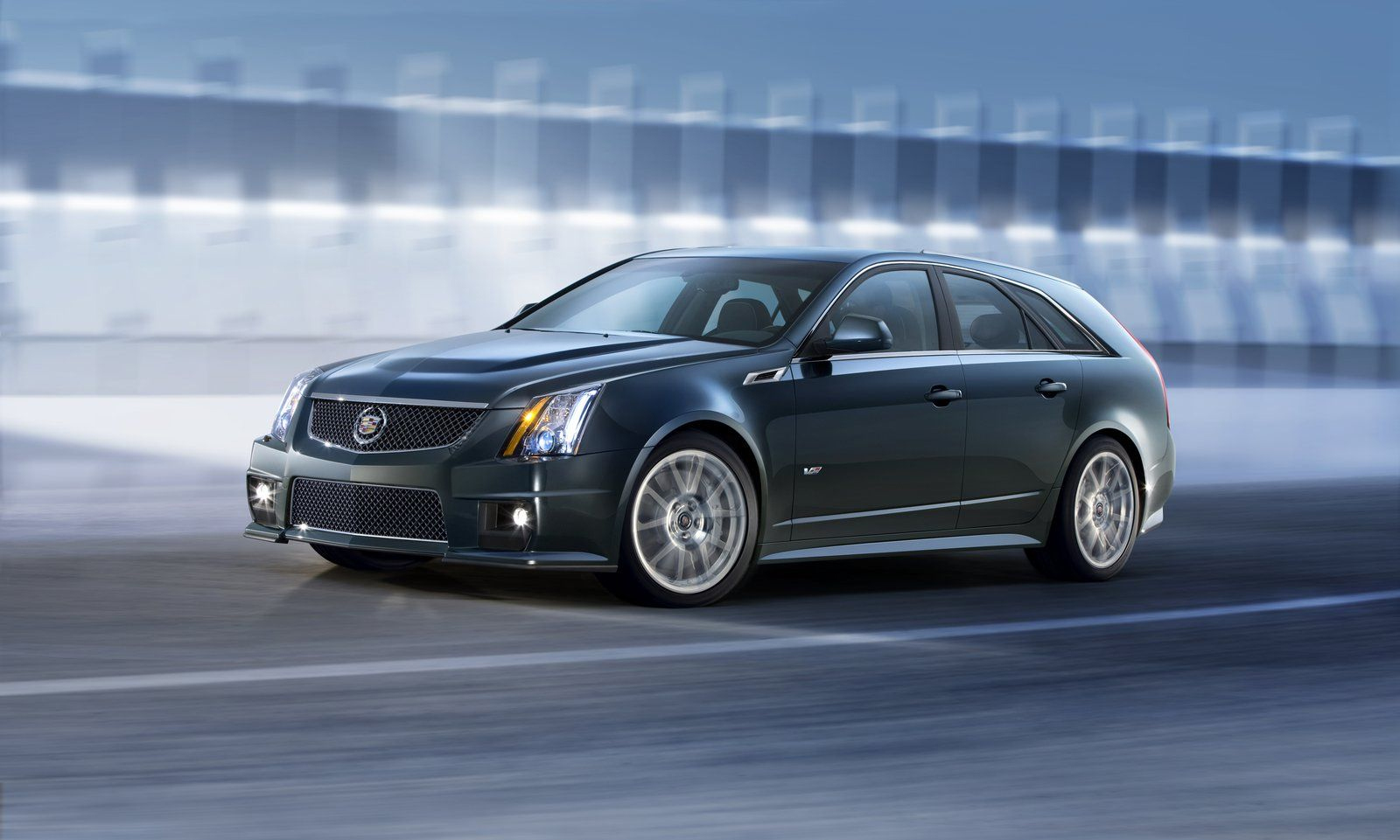 2011 Cadillac CTS-V Sport Wagon Officially Priced at $62,990