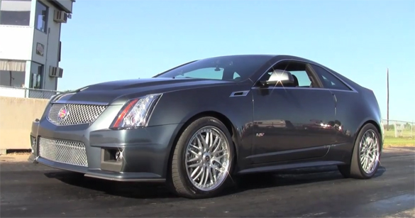 video 2011 hennessey cadillac cts v v700 coupe runs 1 4mile in 11 seconds. Black Bedroom Furniture Sets. Home Design Ideas