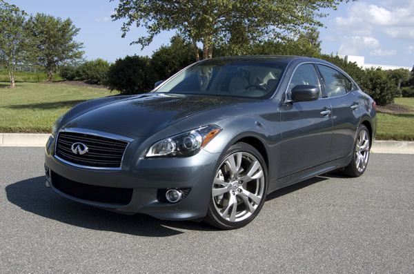 2011 Infiniti M56S Review & Test Drive