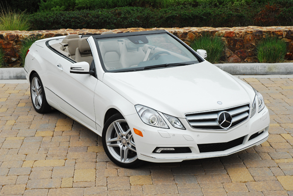 2011 Mercedes-Benz E350 Cabriolet Review & Test Drive