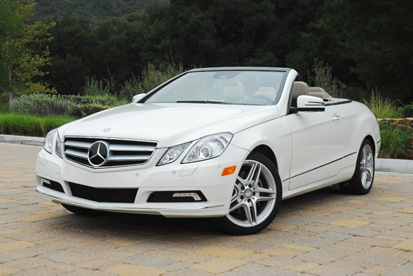 2011 mercedes benz e350 cabriolet review test drive for Mercedes benz e350 convertible 2011