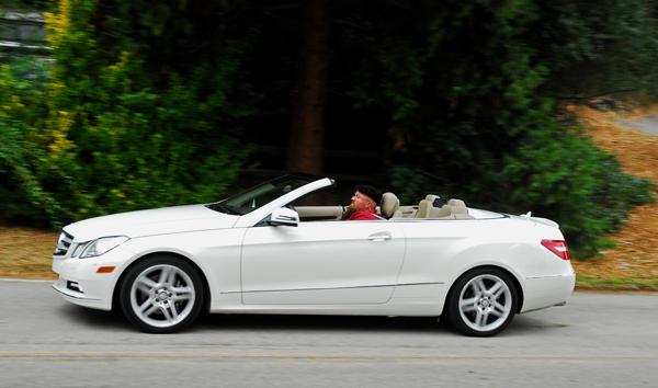 2011 Mercedes Benz E350 Cabriolet Review Amp Test Drive