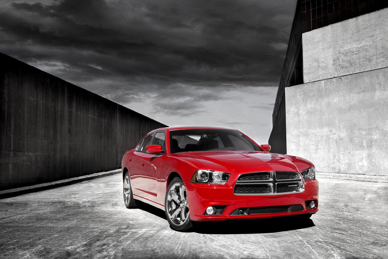 The new 2011 Dodge Charger