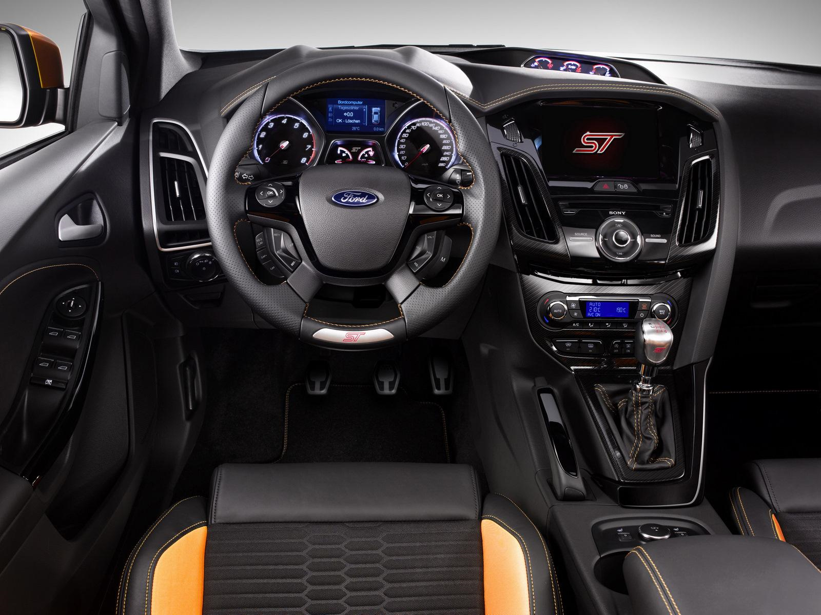 2012 Ford Focus Dashboard Removal