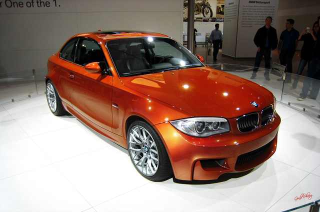 Latest Rendering: BMW 1-Series M Coupe