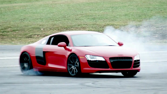 Heffner Performance Twin Turbo Audi R8 Video