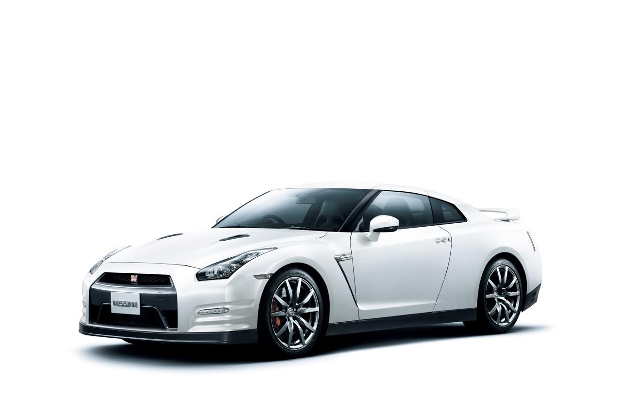 2011 Nissan GT R Press Release