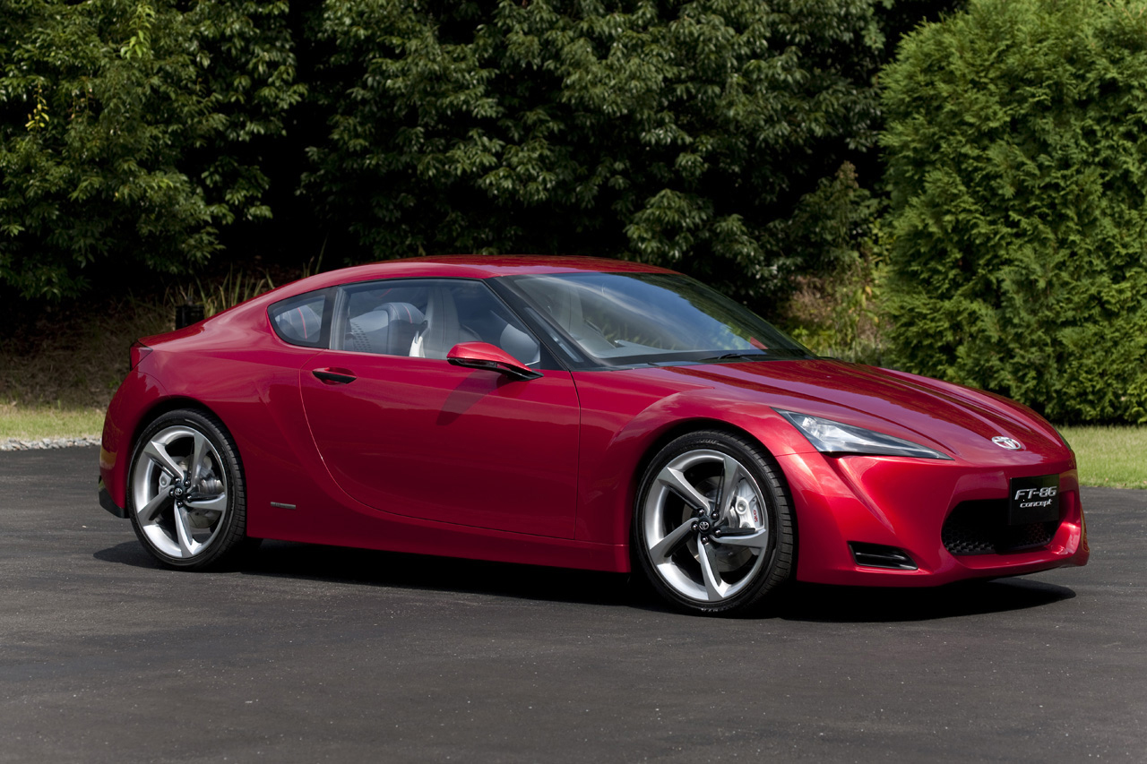 Toyota Ft 1 Concept Price >> 100 Hot Cars » Blog Archive » Toyota FT-86/FR-S Will Carry Scion Name w/$25,000 Price Tag
