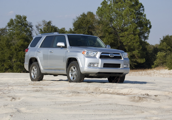 2010 Toyota 4Runner SR5 Review & Test Drive